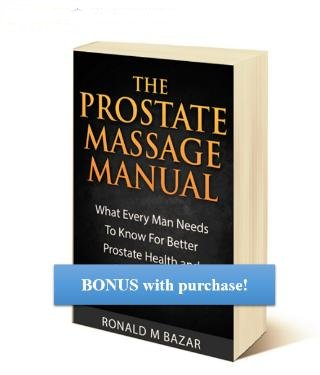 Prostate massage manual free gift