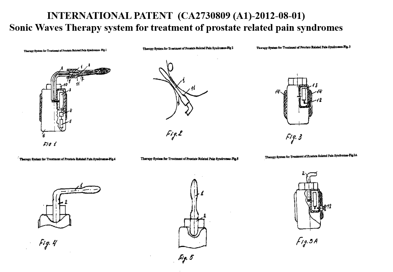 prostate massager patent